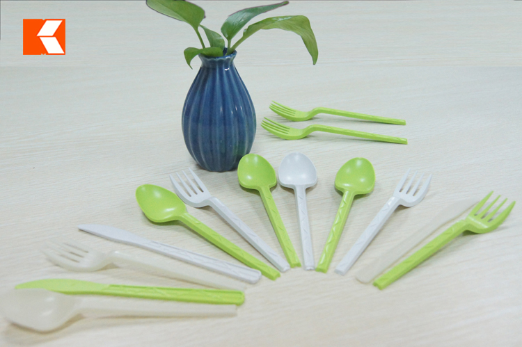 New bio-degradable cutlery